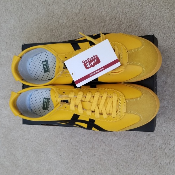 Nwt Authentic Onitsuka Tiger Mexico 66